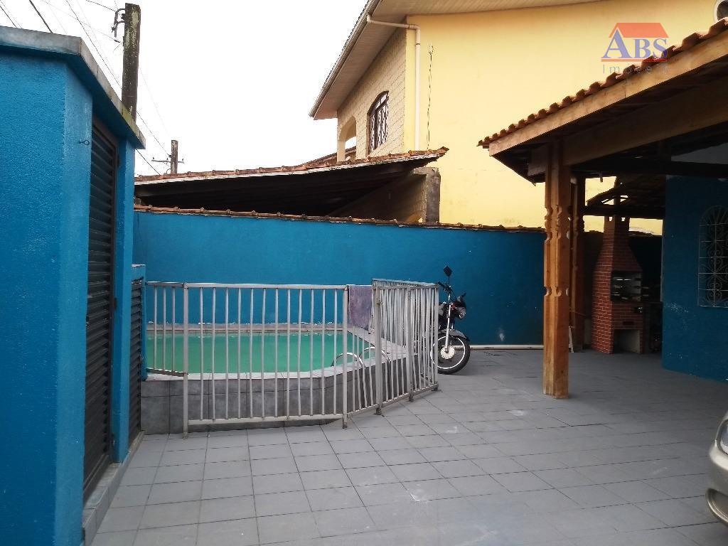Casa residencial à venda, Parque São Luis, Cubatão.