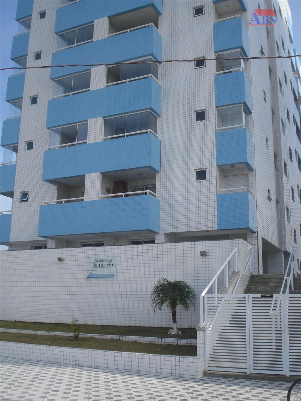 Apartamento residencial à venda, Vila São Paulo, Mongaguá.