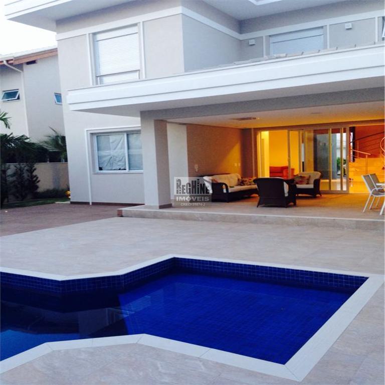 Alphaville D. Pedro -  Linda casa com maravilhoso acabamento para venda e locação! Centro de condomínio em rua tranquila...