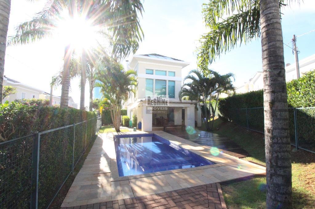 Mansões Santo Antonio - Linda Casa em excelente condomínio na região mais nobre do bairro, próximo ao Shopping Dom Pedro.