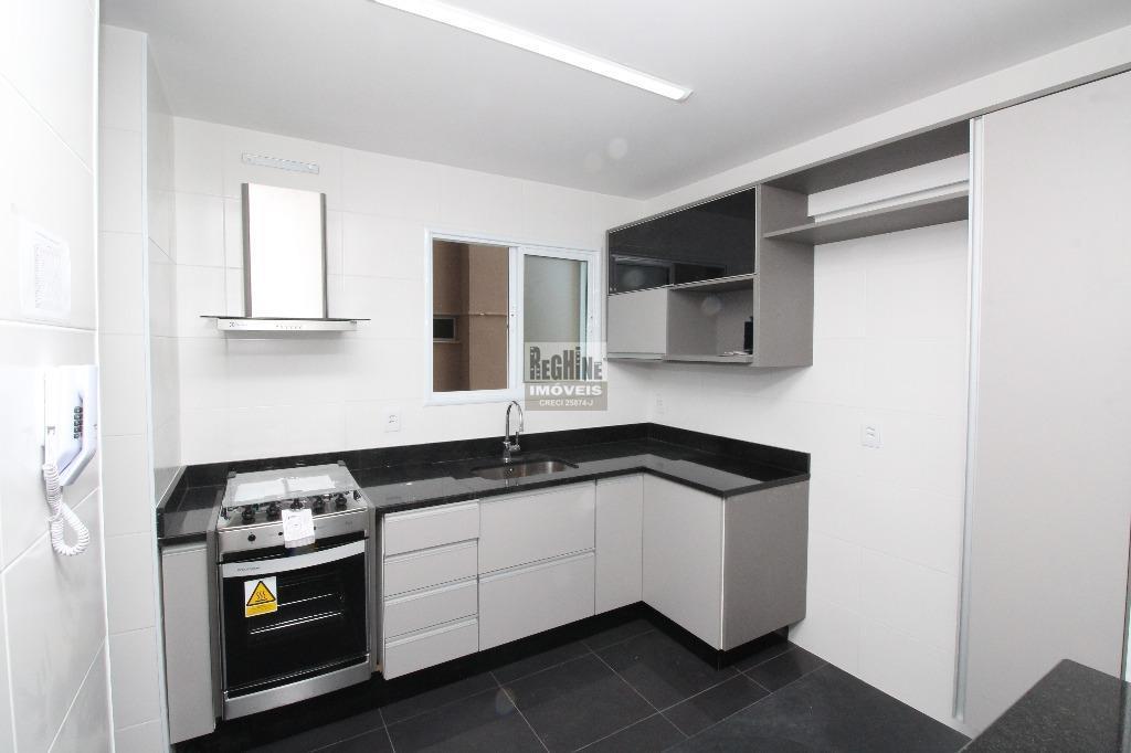 acqua galleria 106m².3 dormitórios (todos com ar condicionado) sendo 1 suíte, sacada com churrasqueira elétrica, cozinha...