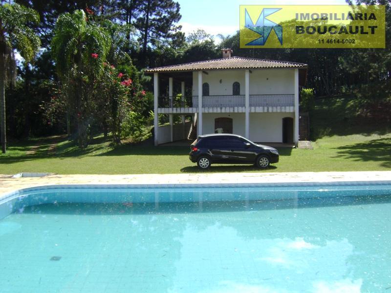 Chácara residencial à venda, Aguassaí, Cotia - CH0481.