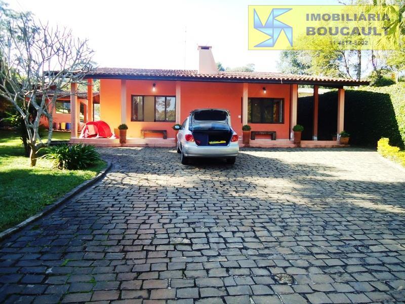 Casa em Condomínio, Caucaia do Alto - Cotia - SP.