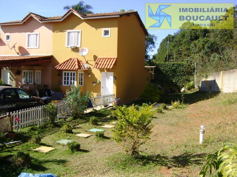 Casa em Condomínio Residencial Santa Mônica, Vargem Grande Paulista - SP.