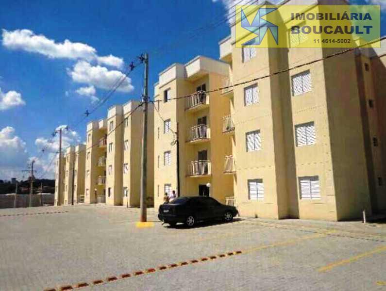 Apartamento em Vargem Grande Paulista - SP.
