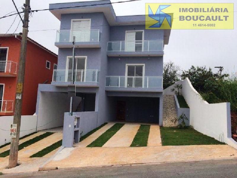 Casa em Condomínio Villa D Este, Cotia - SP.