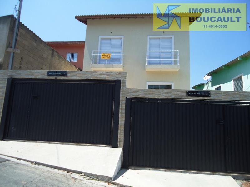 Casa fora de Condomínio, Caucaia do Alto, Cotia - SP