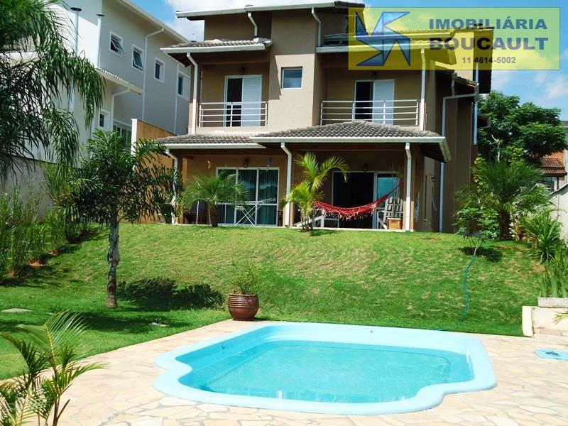 Linda casa em condomínio - Vargem Grande Paulista - SP.