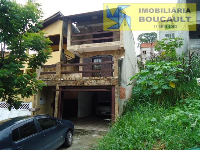 Casa fora de condomínio - Cotia - SP.