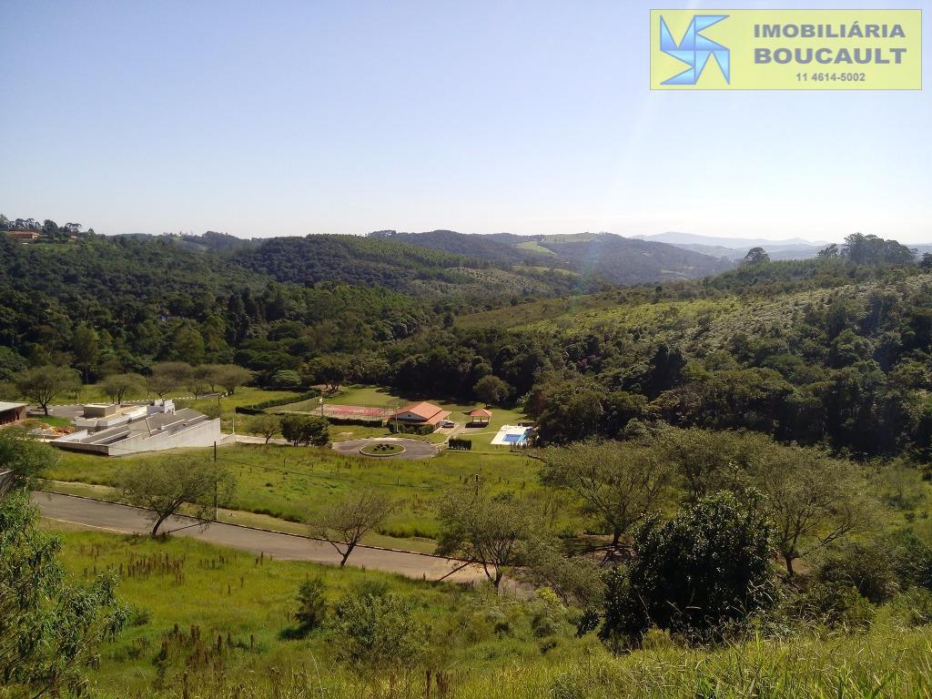 Terreno  em condomínio - Altos de São Roque.
