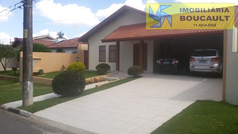 Casa em condomínio Haras Bela Vista, Vargem Grande Paulista - SP.