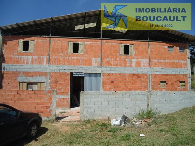 Galpão industrial em Ibiúna.