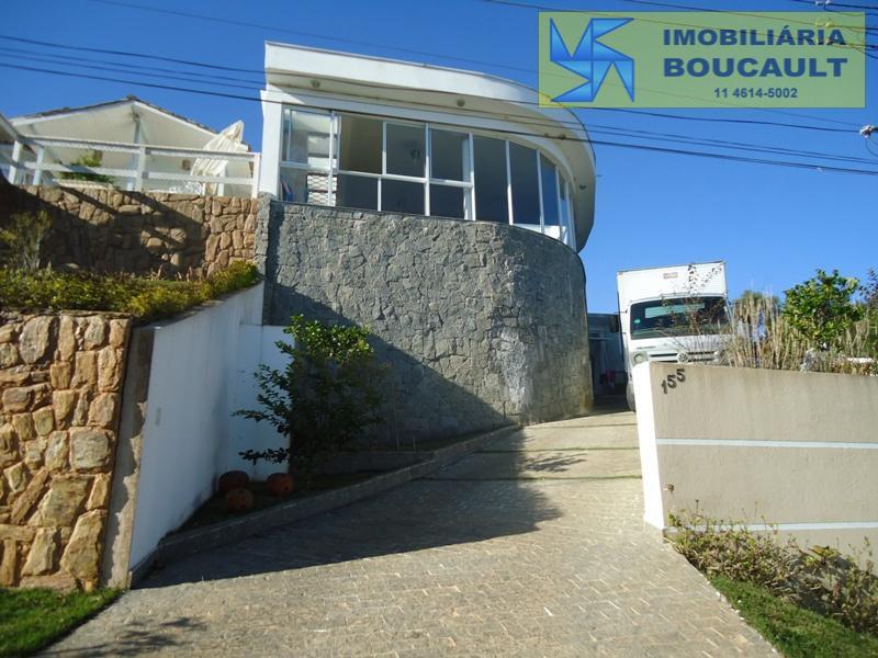 Casa em condomínio em  Vargem Grande Paulista - SP.