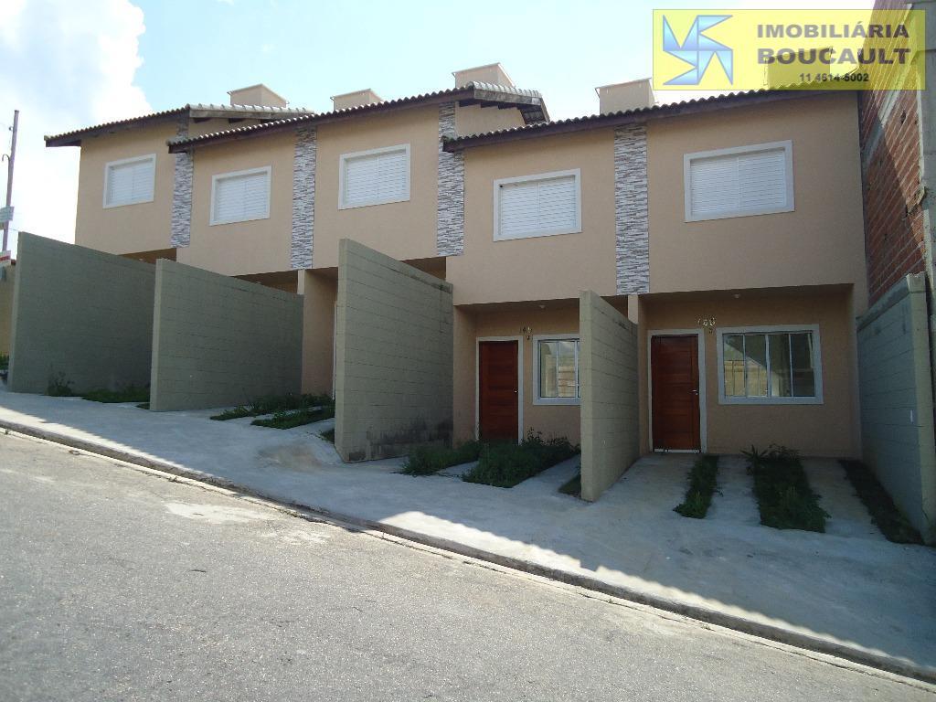 Casa em condomínio Residencial Caucaia I- Caucaia do Alto - Cotia - SP.