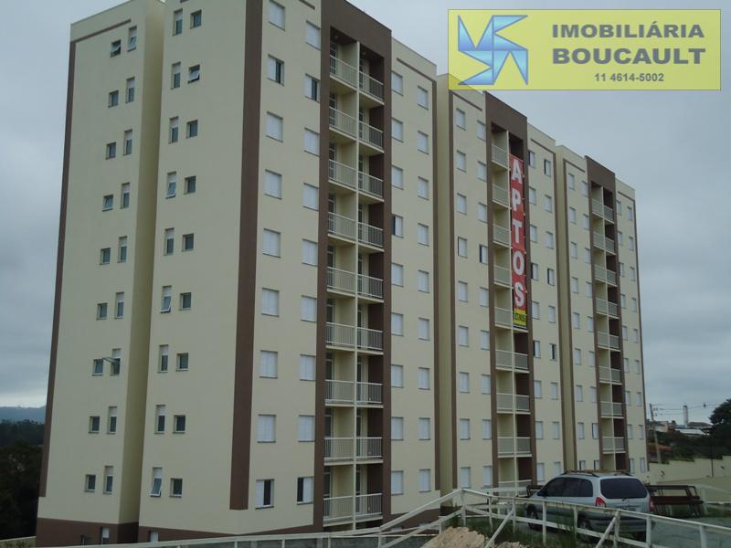 Apartamento residencial à venda, Jardim Europa, Vargem Grande Paulista.