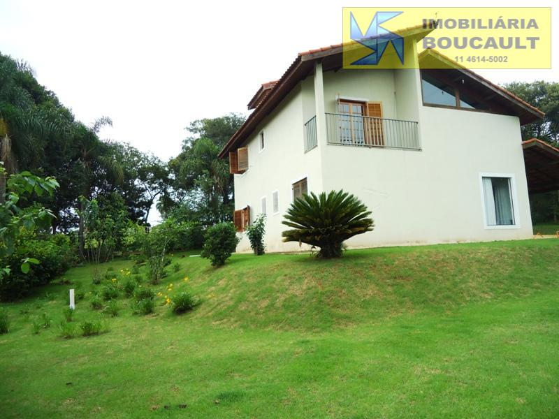 Casa residencial à venda, Chácara Real (Caucaia do Alto), Cotia.