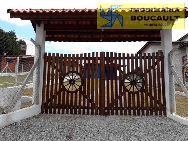 Casa residencial à venda, Chácara Tropical (Caucaia do Alto), Cotia - CA1985.