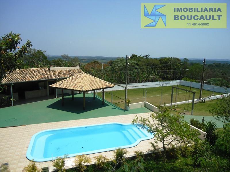 Chácara residencial à venda, Cachoeira, Cotia.