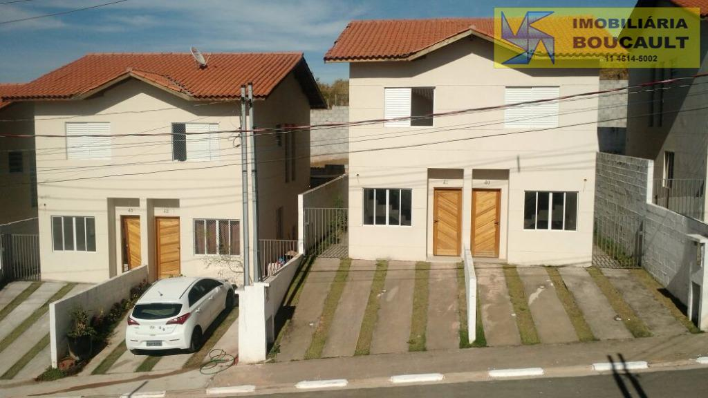 Casa em condomínio Villagio di Caucaia, Caucaia do Alto - Cotia - SP.