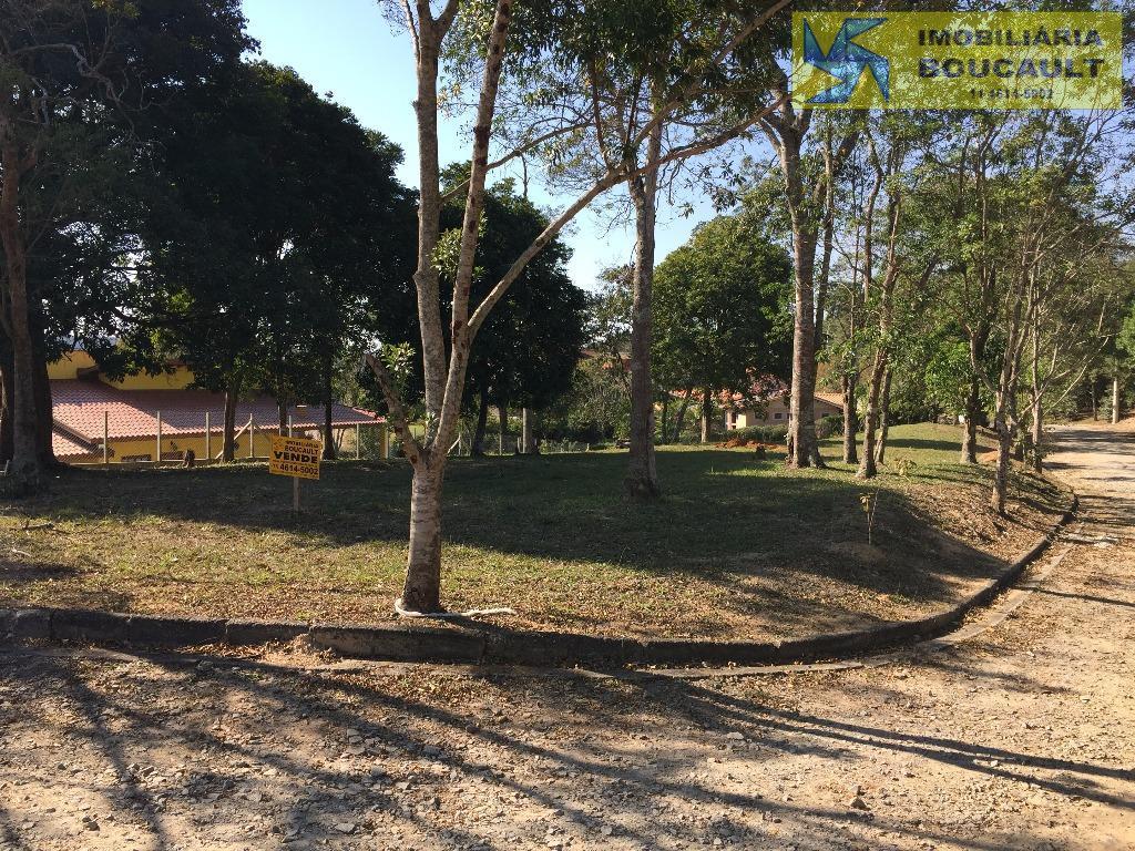 Terreno residencial à venda, Jatobá, Vargem Grande Paulista.