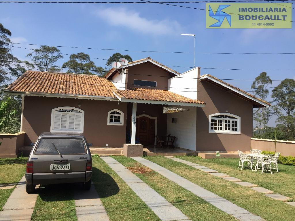 Casa em condomínio Paysage Noble, Vargem Grande Paulista - SP.