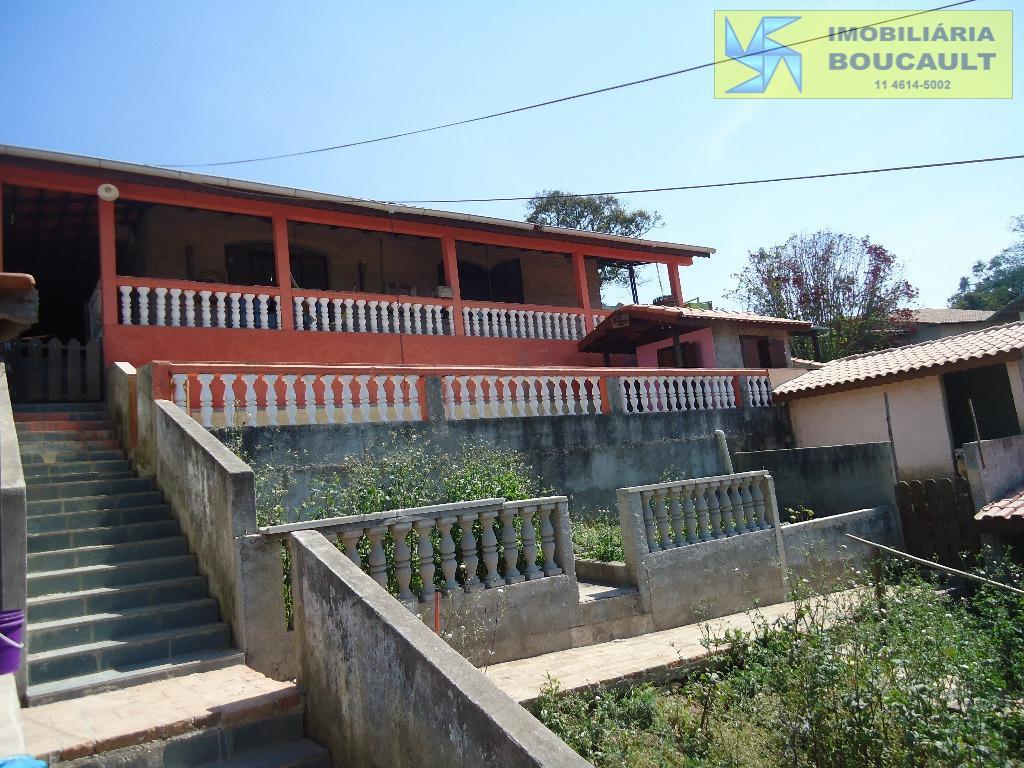 Casa residencial à venda, Chácara Recanto Verde, Cotia.