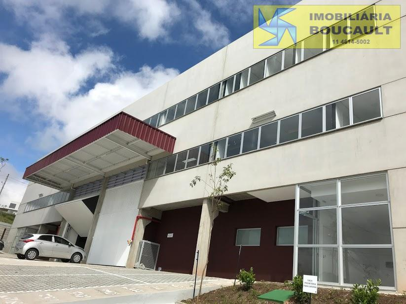 Galpão industrial à venda e locação no Polo 40- Vargem Grande Paulista.