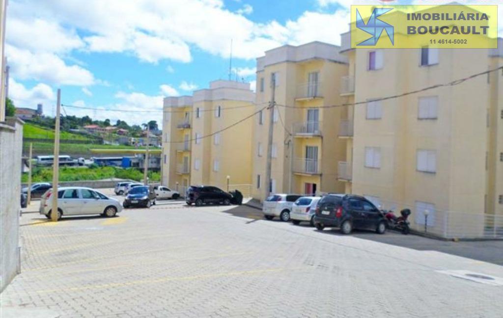 Apartamento à venda, Jardim Portão Vermelho, Vargem Grande Paulista -