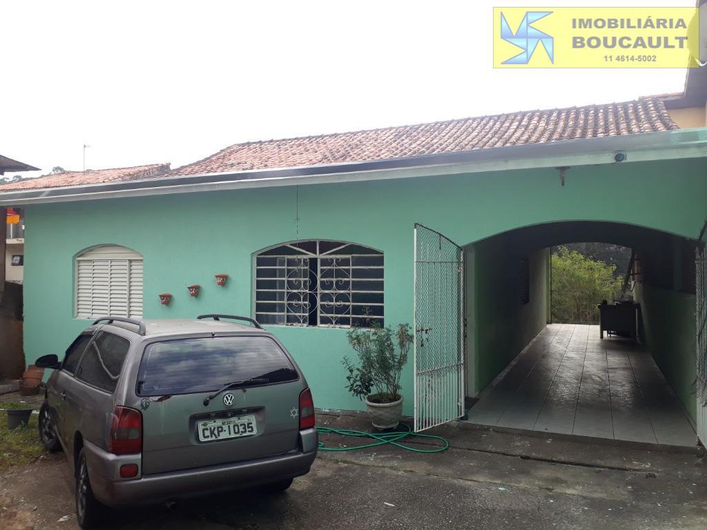 Casa residencial à venda, Jardim Leonor - Cotia.