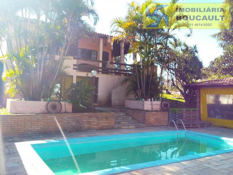 Casa residencial à venda, Terras de São Felipe (Caucaia do Alto), Cotia - CA1370.