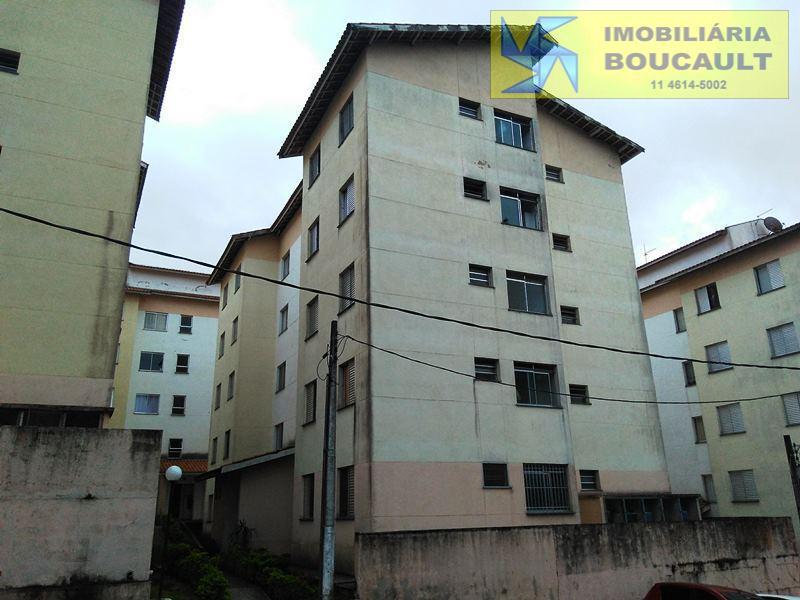 Apartamento residencial à venda, Jardim Colibri, Cotia.