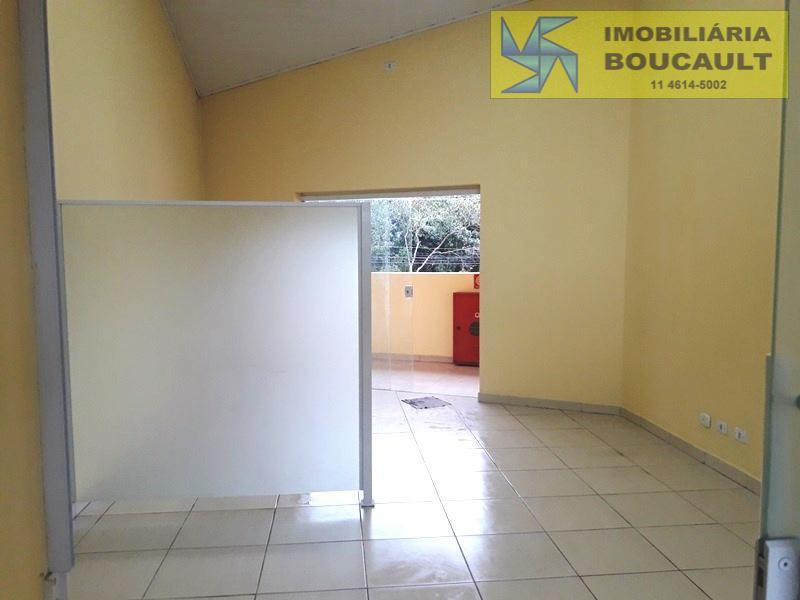 Sala p/ locação. Estr. de Caucaia do Alto, Km 02 n. 2000 Boulevard Boucault - Vargem Grande Pta.