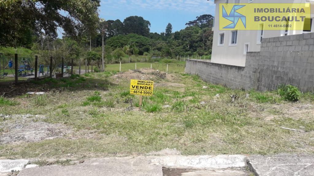 Ótimo terreno em condomínio Recanto dos Pássaros, Vargem Grande Paulista-SP.