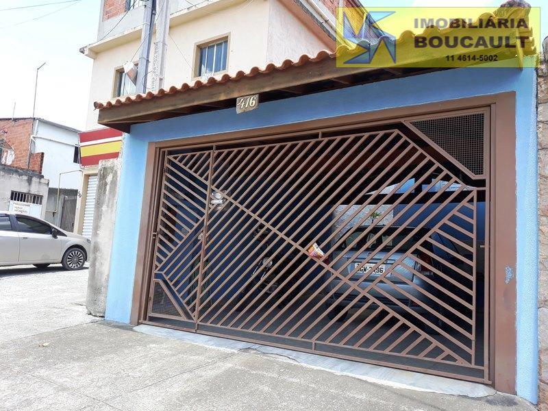 Casa com 2 dormitórios à venda, 117 m² por R$ 260.000  - Vargem Grande Paulista/SP