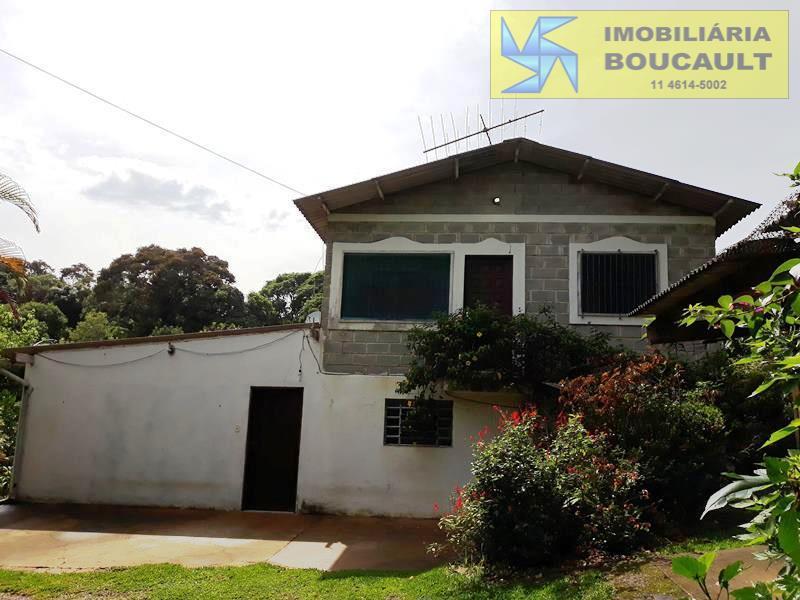 Chácara com 2 dormitórios à venda, 3050 m² por R$ 350.000 - Bairro do Tijuco Preto - Cotia/SP