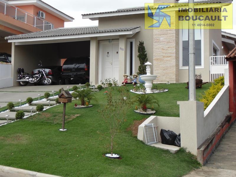 Casa em condomínio, Vargem Grande Paulista, SP.