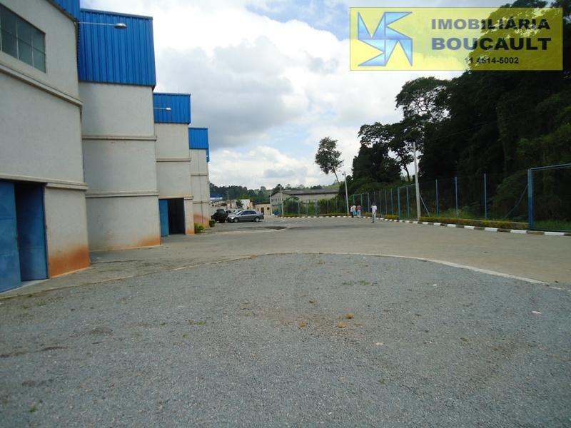 Galpão Industrial para locação em Vargem Grande Paulista - SP