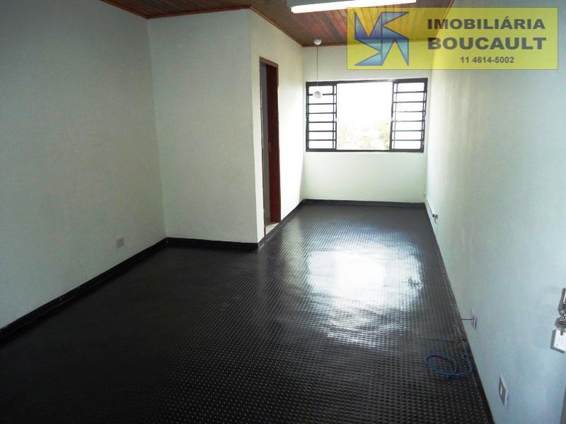 Sala para locação, Estr. de Caucaia do Alto, Km 02 n. 2000 - Boulevard Boucault - Vargem Grande Pta.