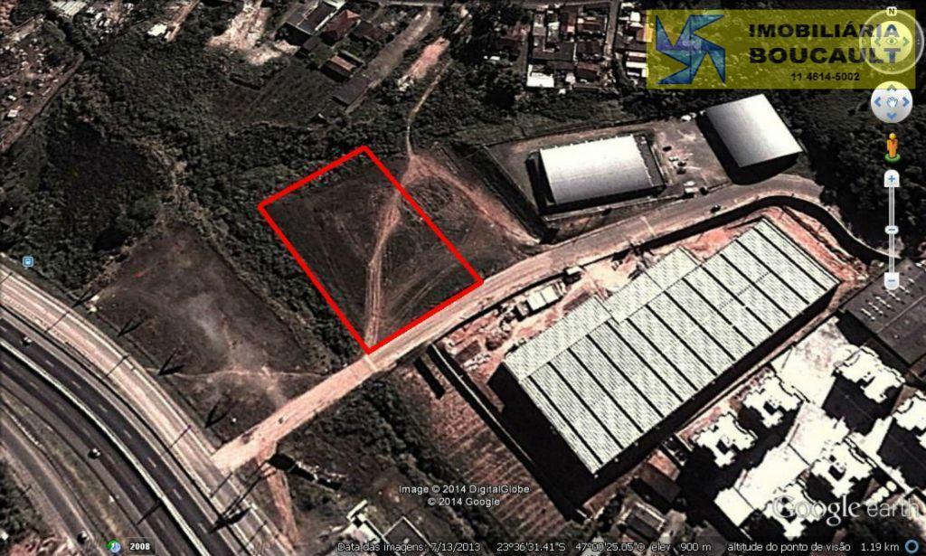Área  industrial, Vargem Grande Paulista - SP