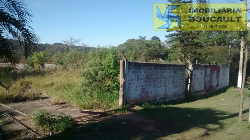 Terreno industrial em Caucaia do Alto, Cotia - SP