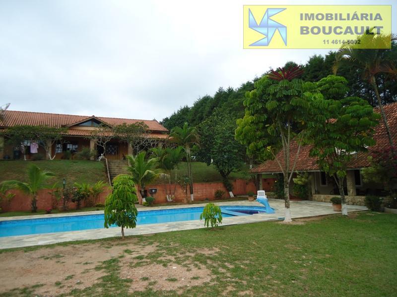 Chácara residencial à venda, Centro, Mairinque - CH0465.