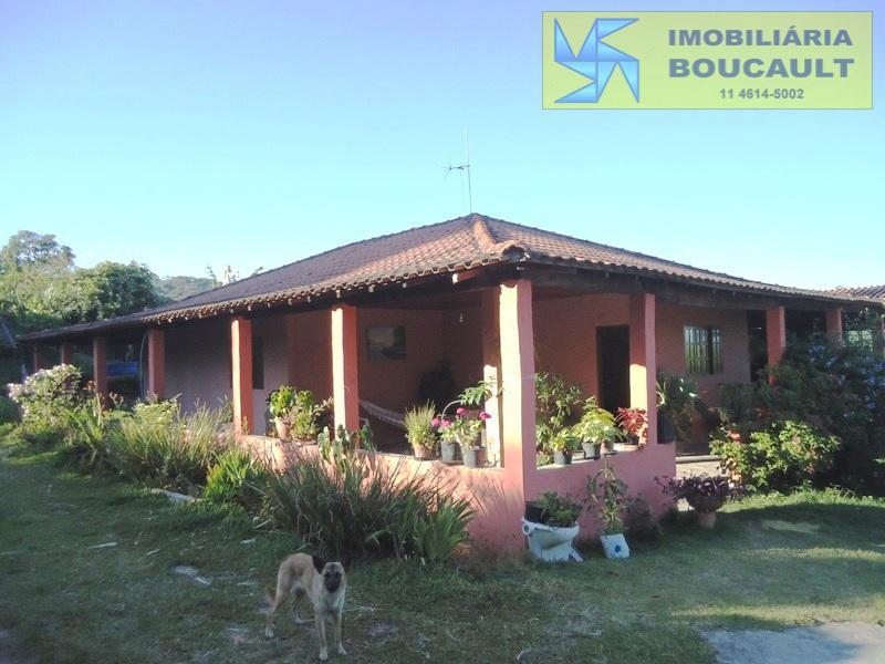 Chácara fora de Condomínio, Caucaia do Alto, Cotia - SP
