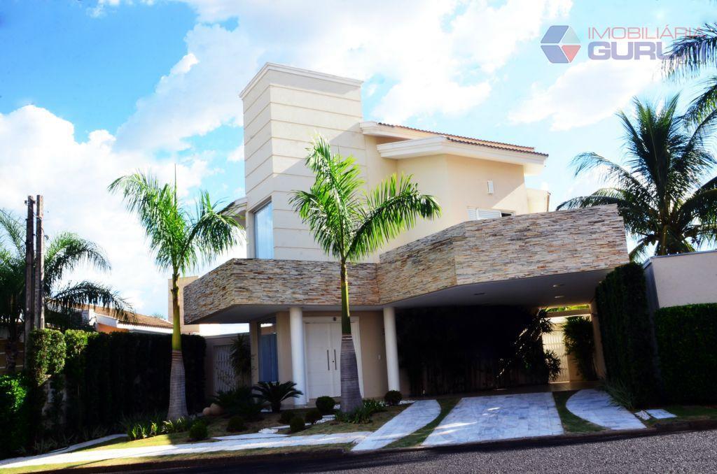 Sobrado residencial à venda, Parque Residencial Damha, São José do Rio Preto - SO0009.