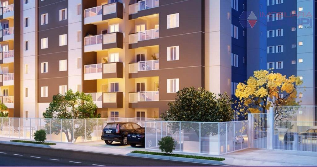 Apartamento residencial à venda, Alto Rio Preto, São José do Rio Preto - AP2599.
