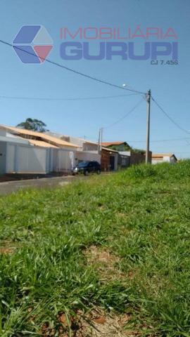 Terreno  residencial à venda, Borboleta II, Bady Bassitt.