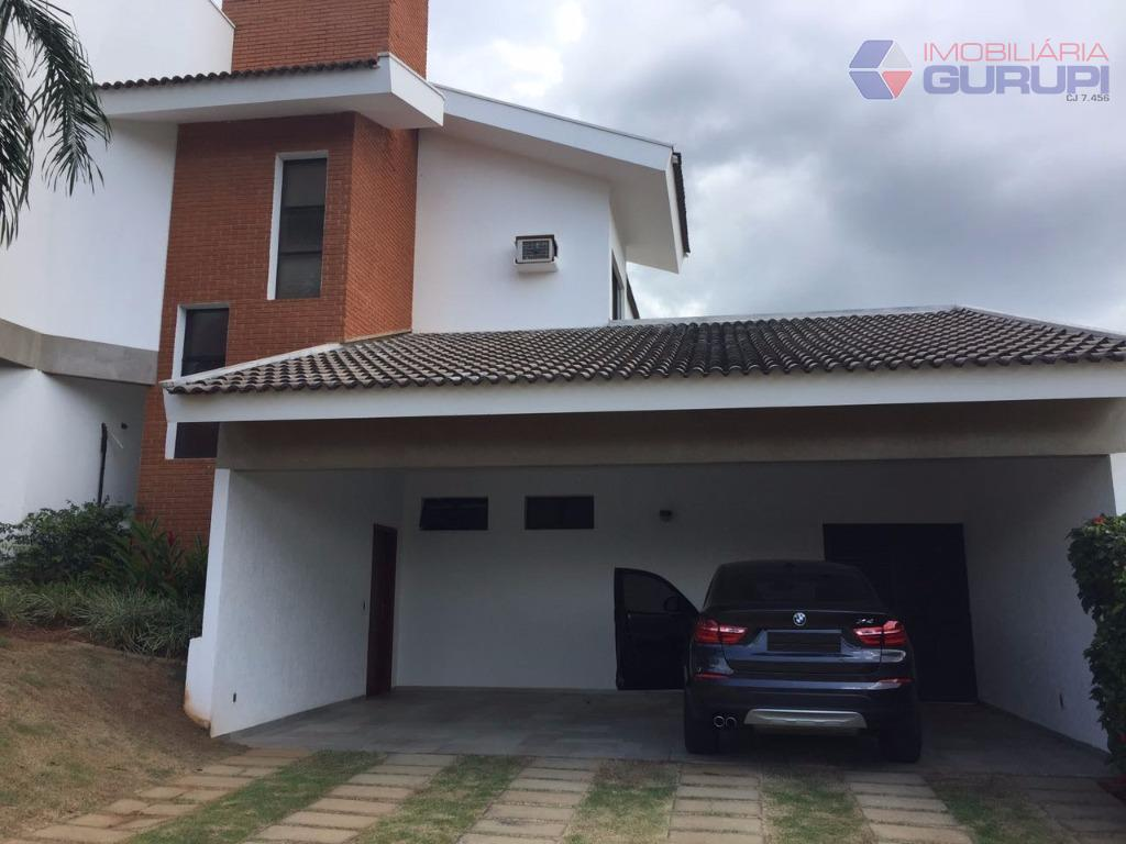 Sobrado residencial à venda, Parque Residencial Damha, São José do Rio Preto - SO0194.