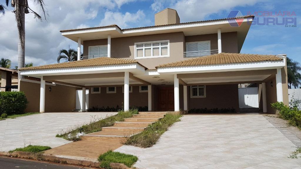 Casa residencial à venda, Parque Residencial Damha, São José do Rio Preto.