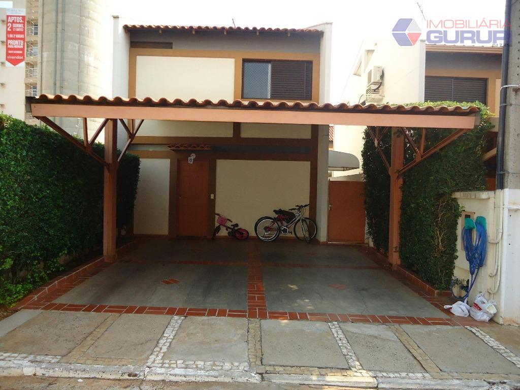 Casa com 3 dormitórios à venda, 130 m² por R$ 473.000 - Higienópolis - São José do Rio Preto/SP