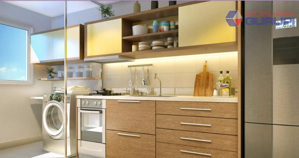 projetos inteligente e flexíveisvalores referentes as unidades 46/47/56/57 apto 56,27 m² - 2 dormitórios, suíte e...