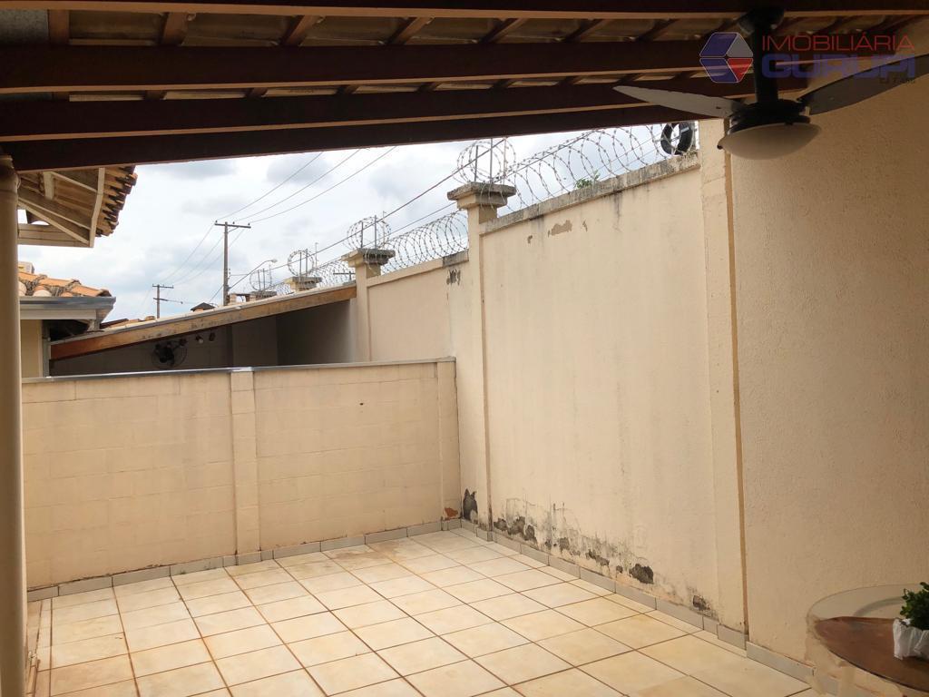 Casa com 3 dormitórios à venda, 120 m² por R$ 330.000 - Jardim Conceição - São José do Rio Preto/SP